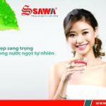 Vẻ đẹp Sawa Việt Nam
