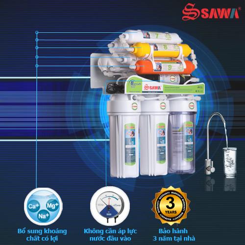 Máy lọc nước RO Sawa