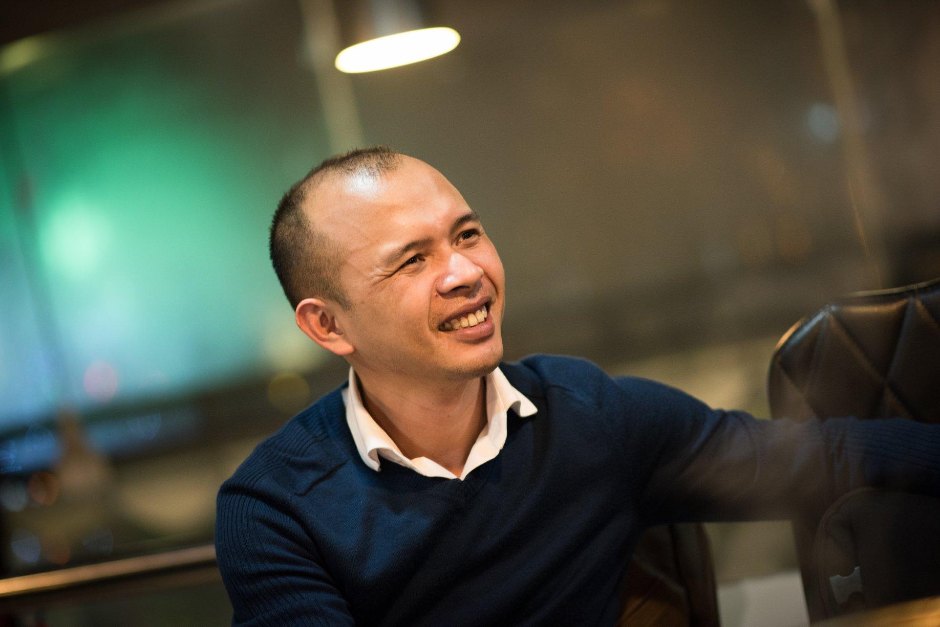 Mr. Lê Khắc Chí