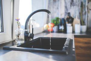 dùng nước máy