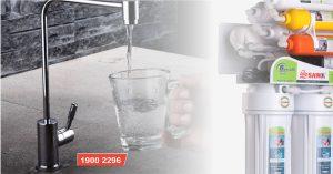 Máy lọc nước RO gia đình Berculli