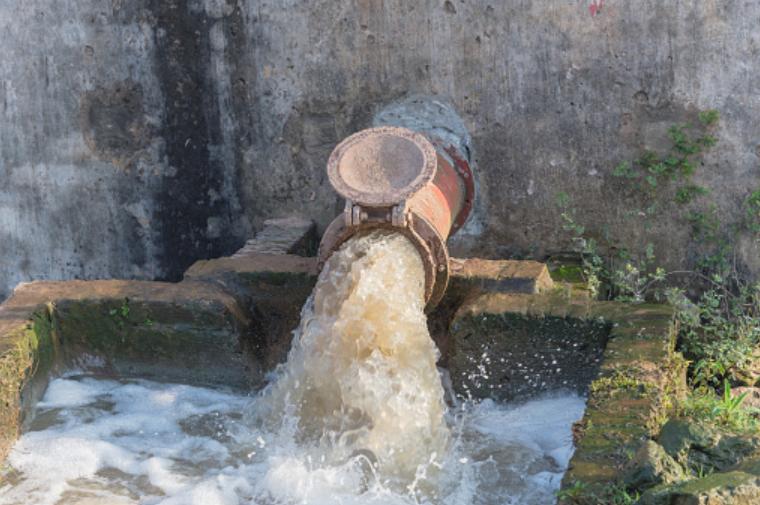 Hình ảnh ô nhiễm nước