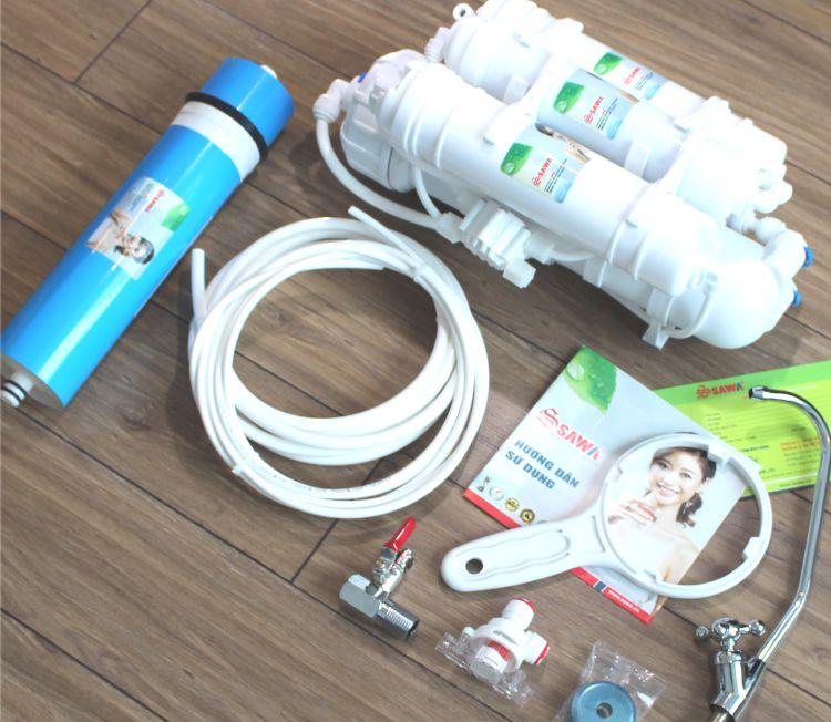 Công nghệ lọc nước Sawa Royal