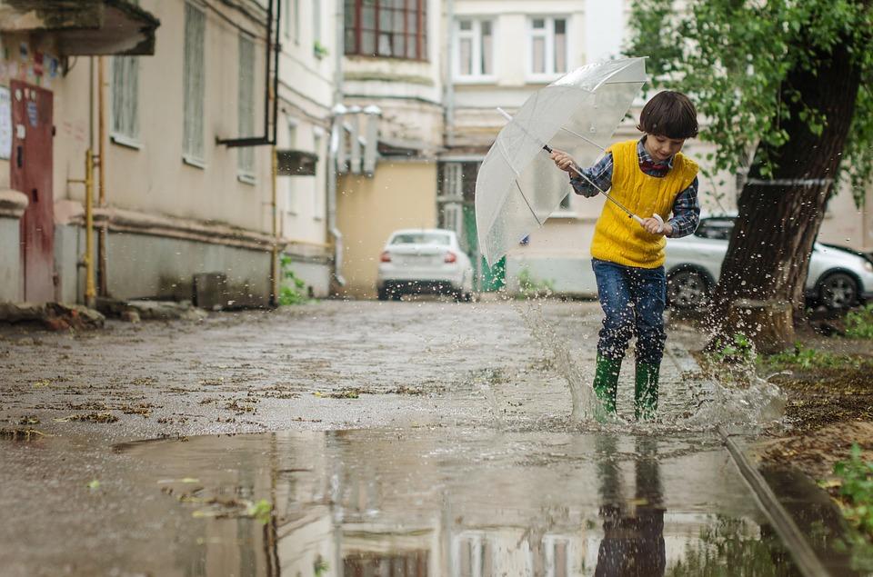 Hình ảnh nước mưa