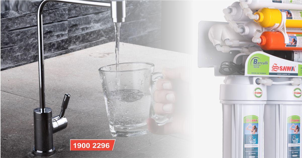 Lọc nước sạch