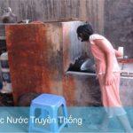 Bể lọc nước giếng khoan truyền thống