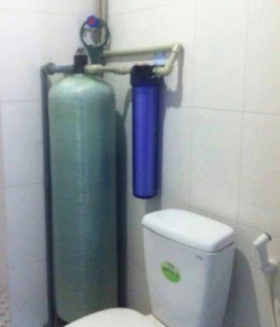 Lọc nước đầu nguồn chung cư