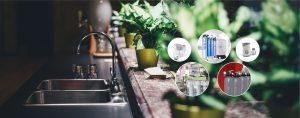 Máy lọc nước - giải pháp lọc nước tinh khiết R.O và lọc nước sinh hoạt cho gia đình bạn!