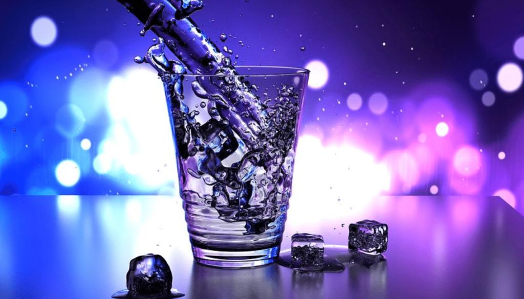 Bình lọc nước bằng sứ có sạch