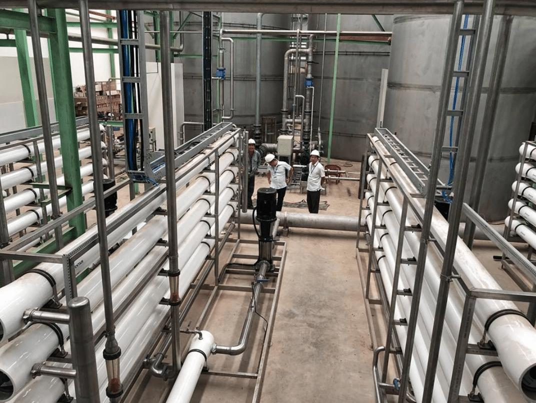 Chọn hệ thống lọc nước công nghiệp