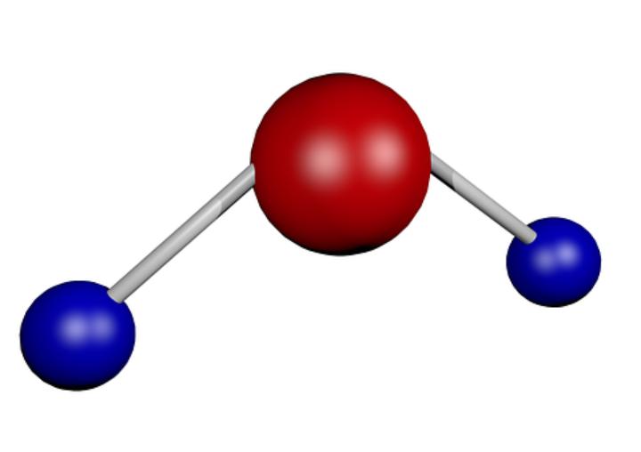 Cấu trúc phân tử nước