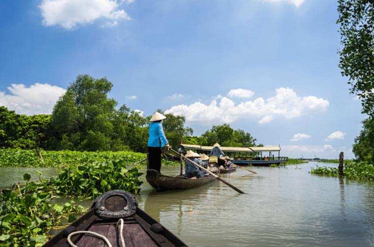 Nước nhiễm mặn ở Việt Nam