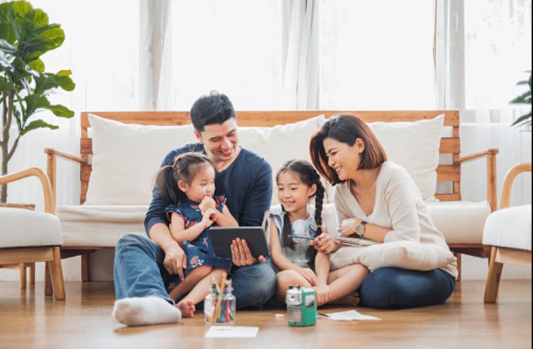 nước sinh hoạt gia đình