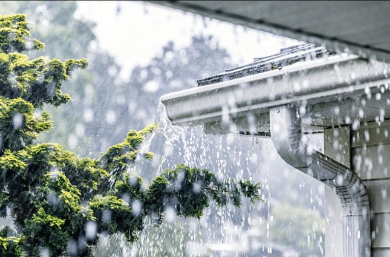 Nước mưa dùng trong sinh hoạt