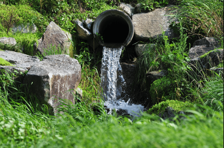 xử lý nước thải sinh hoạt bẩn