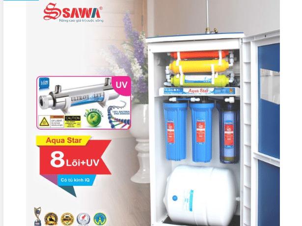 Kinh nghiệm mua máy lọc nước tốt